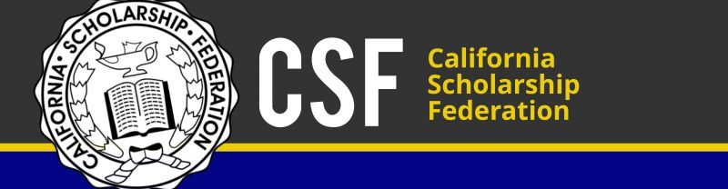 Bylaws - Adolfo Camarillo High School California Scholarship Federation